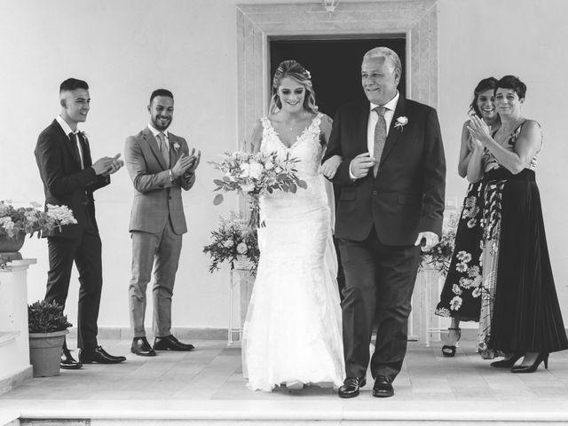 Il matrimonio di Fedele e Manuela a Trevignano Romano, Roma 12