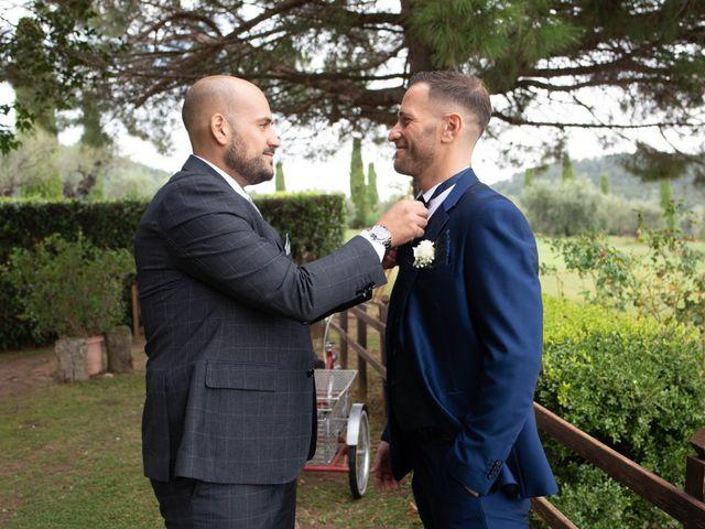 Il matrimonio di Fedele e Manuela a Trevignano Romano, Roma 13