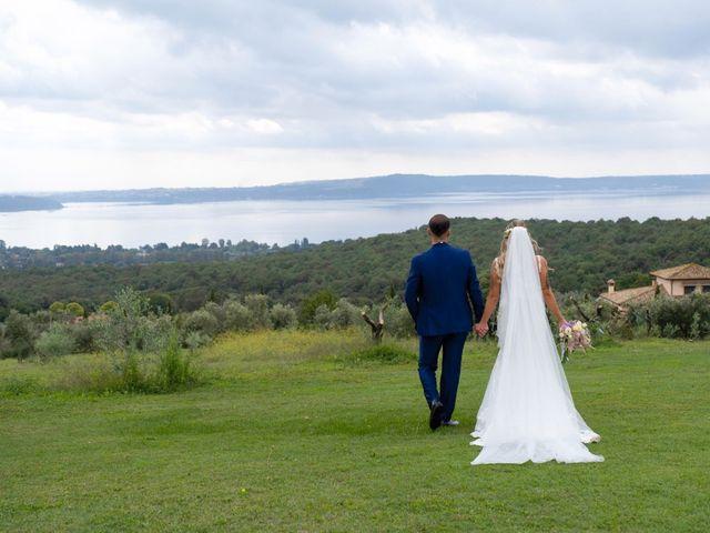 Il matrimonio di Fedele e Manuela a Trevignano Romano, Roma 21