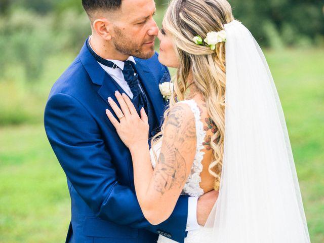 Il matrimonio di Fedele e Manuela a Trevignano Romano, Roma 24
