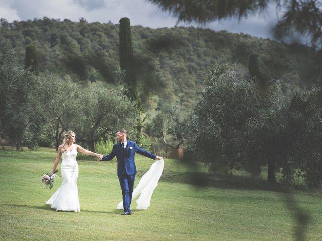 Il matrimonio di Fedele e Manuela a Trevignano Romano, Roma 30