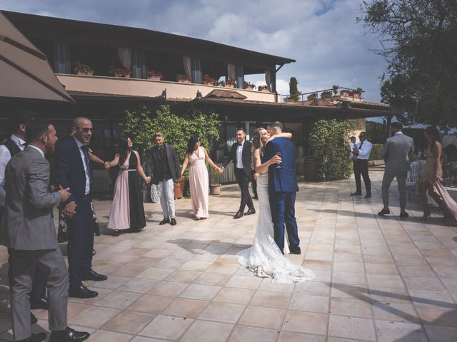 Il matrimonio di Fedele e Manuela a Trevignano Romano, Roma 42