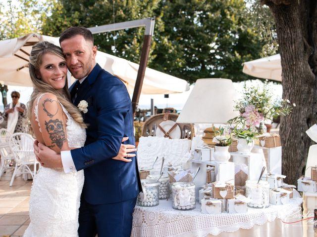 Il matrimonio di Fedele e Manuela a Trevignano Romano, Roma 51
