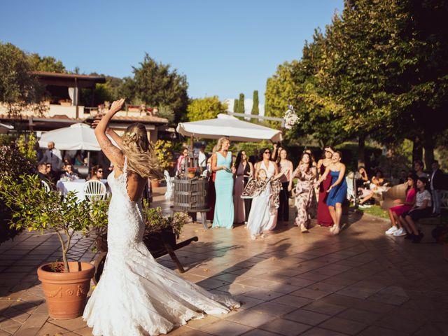Il matrimonio di Fedele e Manuela a Trevignano Romano, Roma 52