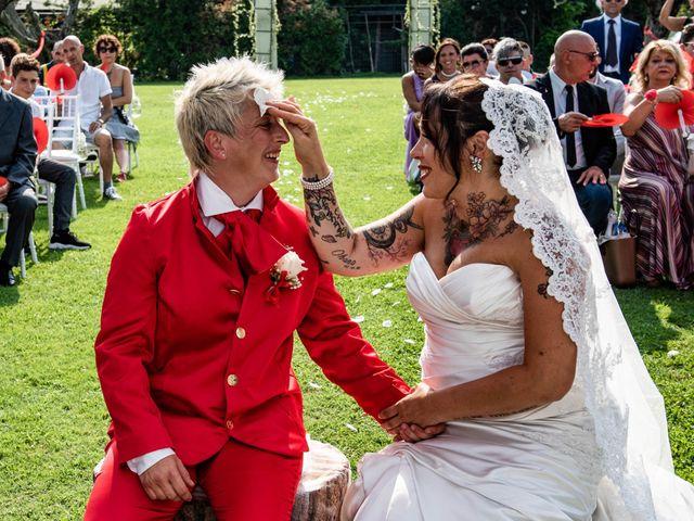 Il matrimonio di Giovanna e Eleonora a Rimini, Rimini 19