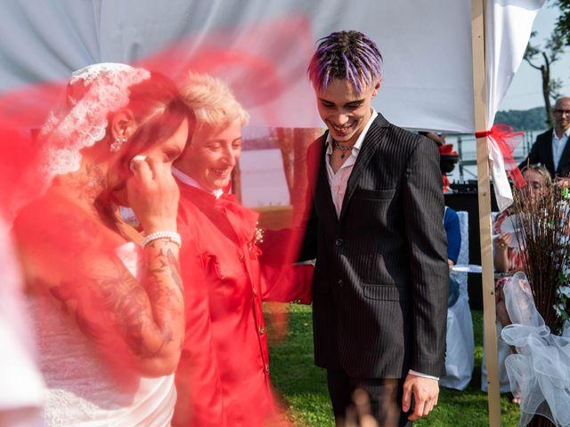 Il matrimonio di Giovanna e Eleonora a Rimini, Rimini 21