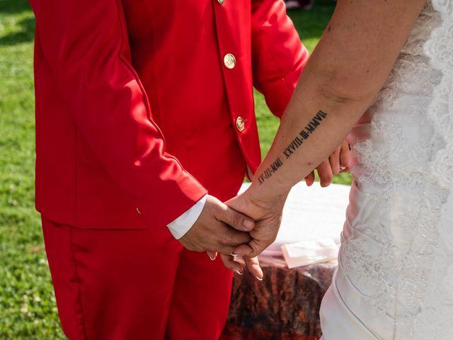Il matrimonio di Giovanna e Eleonora a Rimini, Rimini 22