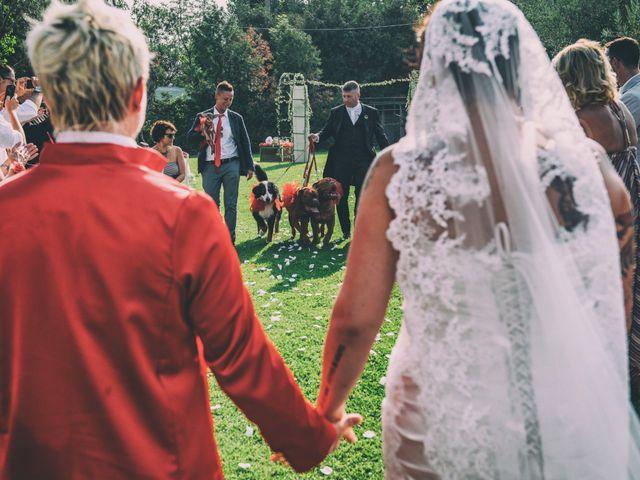 Il matrimonio di Giovanna e Eleonora a Rimini, Rimini 26