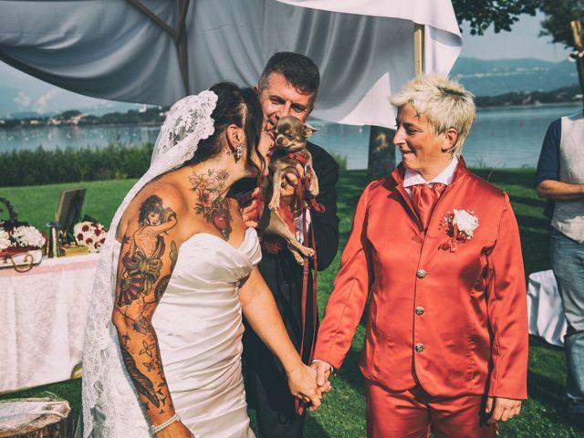 Il matrimonio di Giovanna e Eleonora a Rimini, Rimini 1