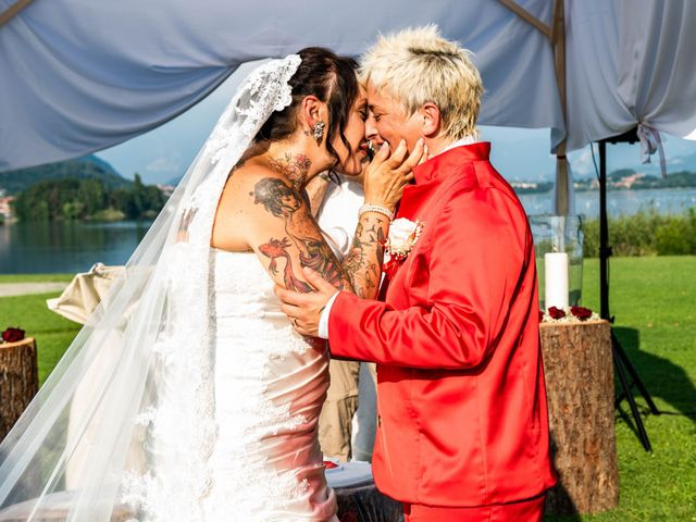 Il matrimonio di Giovanna e Eleonora a Rimini, Rimini 29