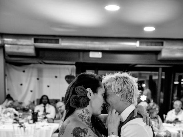 Il matrimonio di Giovanna e Eleonora a Rimini, Rimini 43