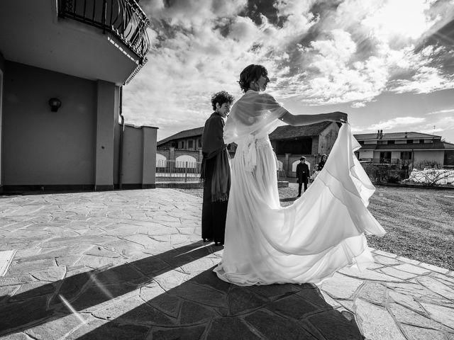 Il matrimonio di Federico e Giulia a Sommariva del Bosco, Cuneo 8