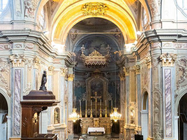 Il matrimonio di Federico e Giulia a Sommariva del Bosco, Cuneo 11