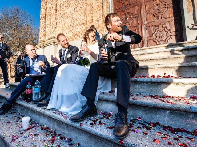 Il matrimonio di Federico e Giulia a Sommariva del Bosco, Cuneo 14
