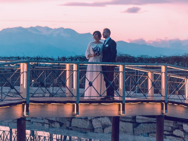 Il matrimonio di Federico e Giulia a Sommariva del Bosco, Cuneo 2