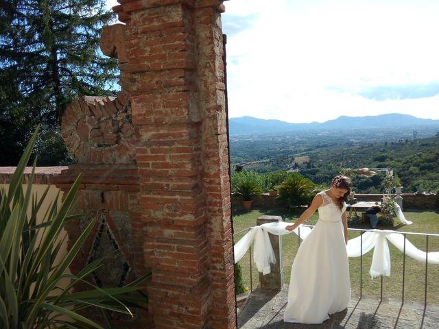 Il matrimonio di Riccardo e Alessandra a Capannori, Lucca 8