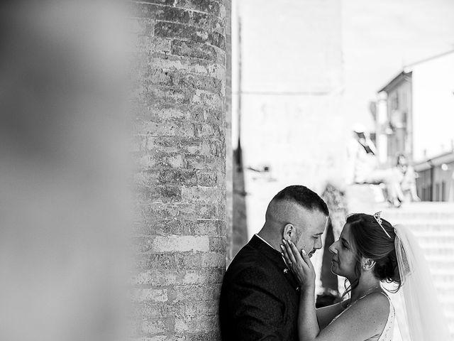 Il matrimonio di Alessandro e Francesca a Comacchio, Ferrara 5