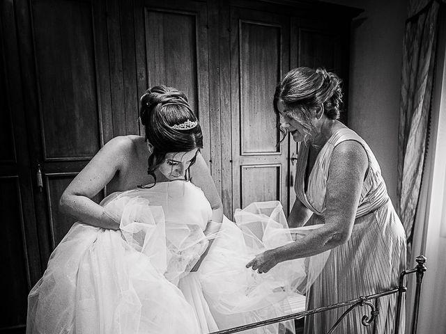 Il matrimonio di Alessandro e Francesca a Comacchio, Ferrara 8