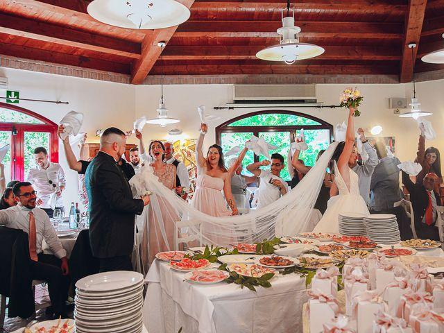 Il matrimonio di Alessandro e Francesca a Comacchio, Ferrara 14