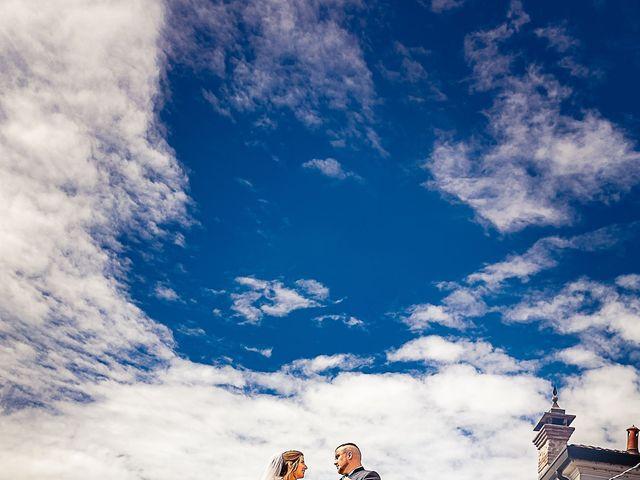Il matrimonio di Alessandro e Francesca a Comacchio, Ferrara 20