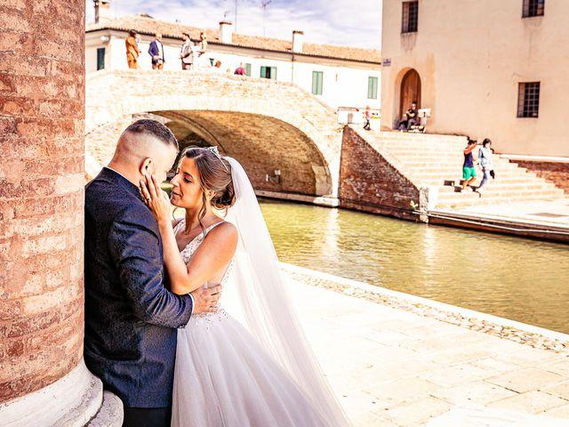 Il matrimonio di Alessandro e Francesca a Comacchio, Ferrara 21