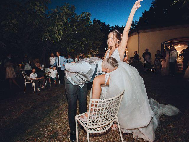 Il matrimonio di Alessandro e Francesca a Comacchio, Ferrara 24