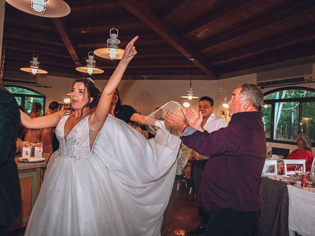 Il matrimonio di Alessandro e Francesca a Comacchio, Ferrara 38
