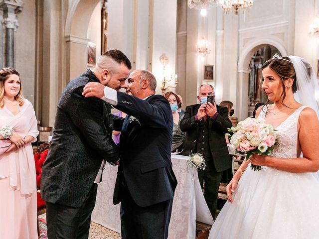 Il matrimonio di Alessandro e Francesca a Comacchio, Ferrara 41