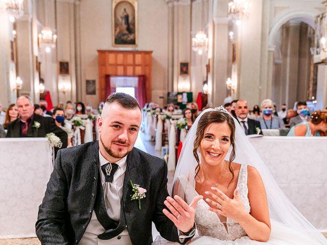 Il matrimonio di Alessandro e Francesca a Comacchio, Ferrara 42