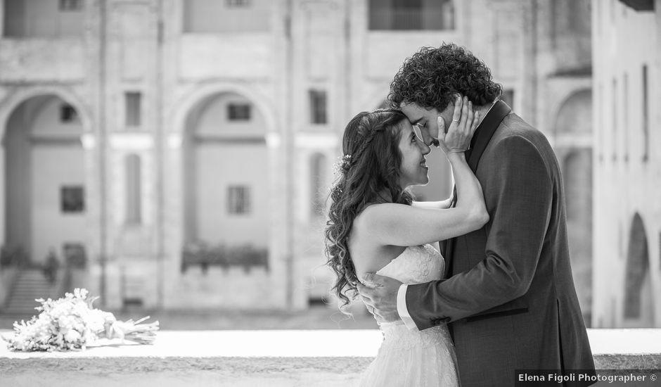 Il matrimonio di Antonio e Erica a Piacenza, Piacenza