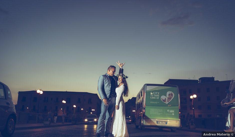 Il matrimonio di Roger e Johanna a Siracusa, Siracusa