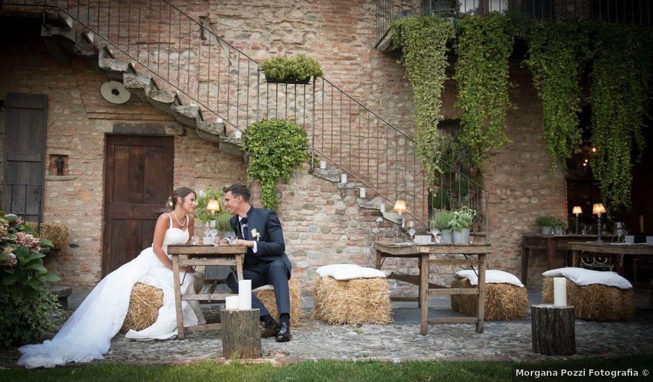 Il matrimonio di Samuele e Gaia a Guanzate, Como