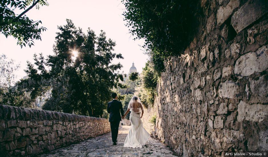 Il matrimonio di Piero e Valentina a Ragusa, Ragusa