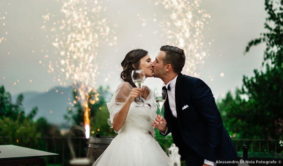 Il matrimonio di Enrico e Giulia a Rudiano, Brescia