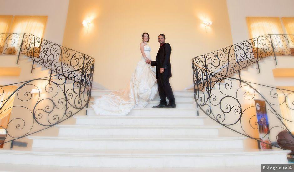 Il matrimonio di Antonio e Ilenia a Catanzaro, Catanzaro