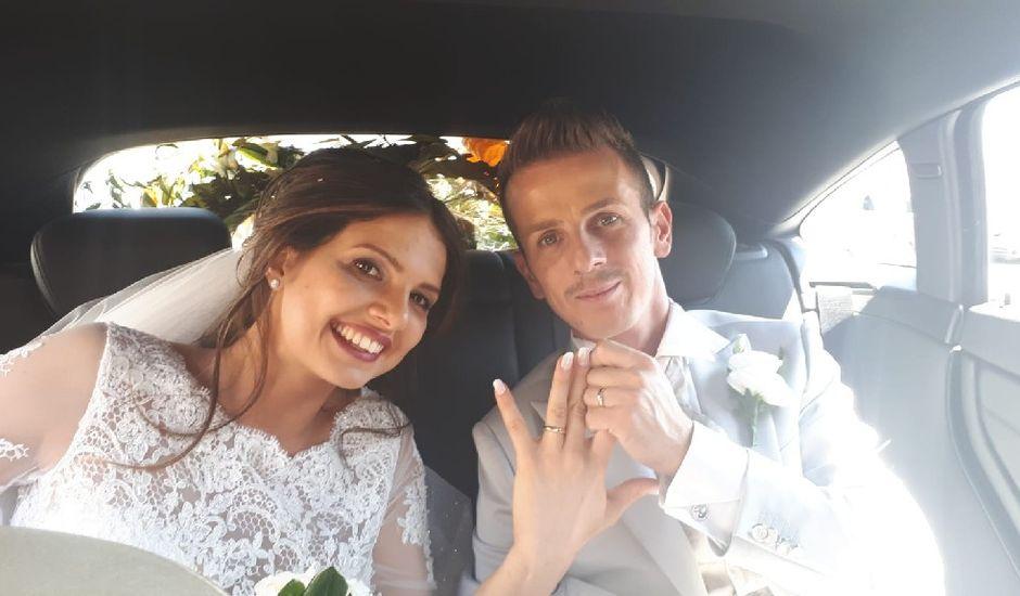 Il matrimonio di Pasqualino  e Flavia a Santa Croce di Magliano, Campobasso