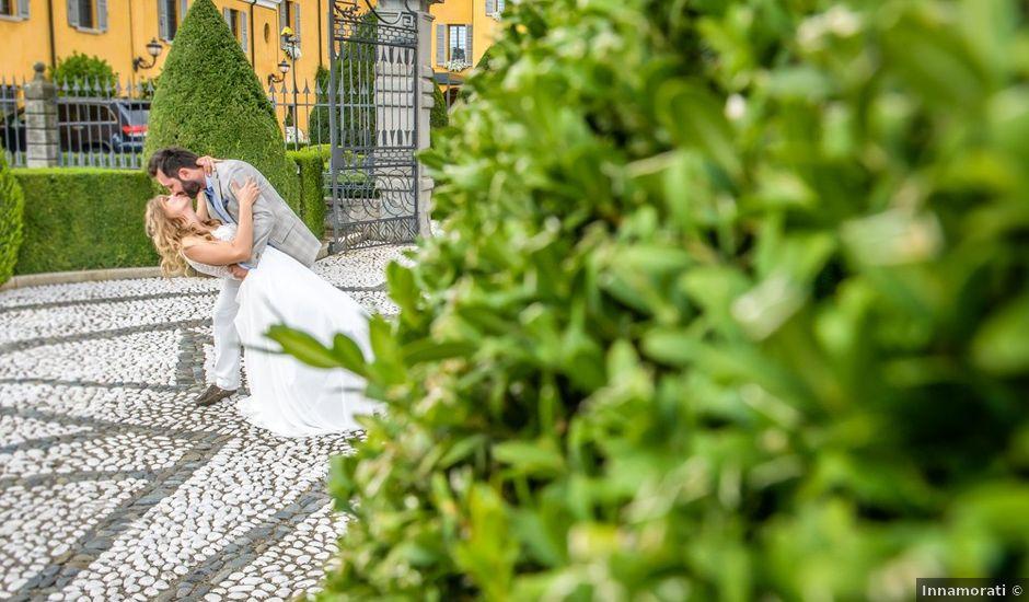 Il matrimonio di Roger e Anna Maria a Castrezzato, Brescia