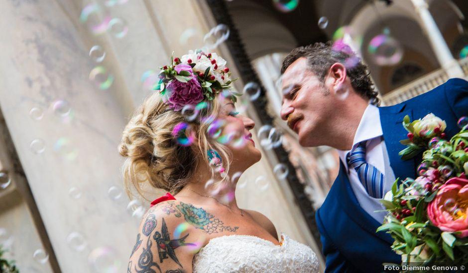 Il matrimonio di Davide e Francesca a Genova, Genova