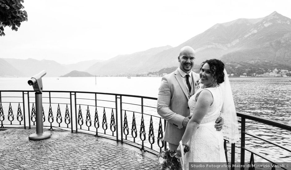 Il matrimonio di John e Collin a Bellagio, Como