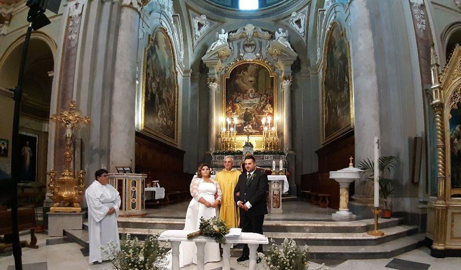 Il matrimonio di Tommaso  e Marianna a Gragnano, Napoli