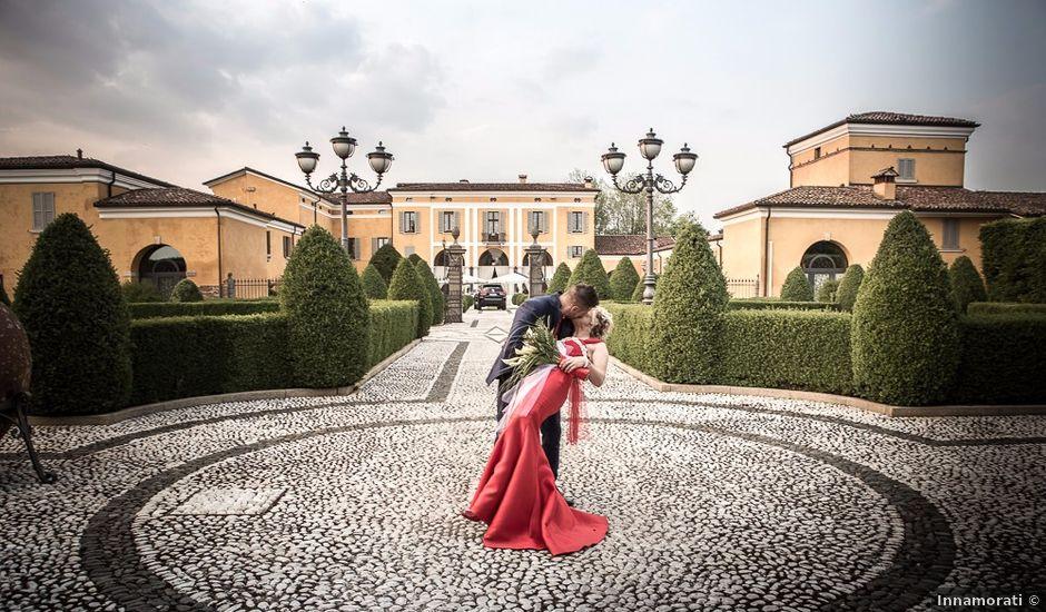 Il matrimonio di Mirco e Astrid a Brescia, Brescia