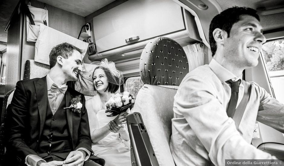 Il matrimonio di Mattia e Sara a Appiano Gentile, Como