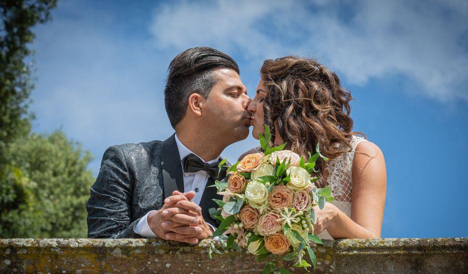 Il matrimonio di Riccardo e Alessandra a Capannori, Lucca