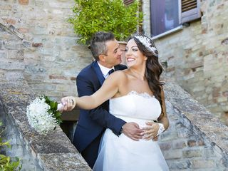 Le nozze di Consuelo e Luca
