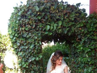 Le nozze di Romina Azzarelli e Guglielmo Arrabito 1