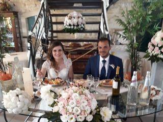 Le nozze di Romina Azzarelli e Guglielmo Arrabito 2