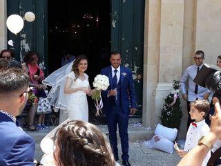 Le nozze di Romina Azzarelli e Guglielmo Arrabito 3