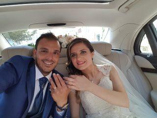 Le nozze di Romina Azzarelli e Guglielmo Arrabito