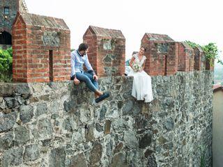 Le nozze di Vittoria e Eugenio
