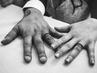 Le nozze di Iliana e Gianluca